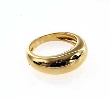 Pompei – Maxi Gloss Gold Dome Ring